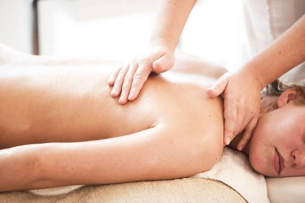 Massage-Sex-Öle