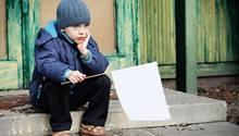 Müde und lustlos: Depressionen sind bei Kindern schwer zu diagnostizieren