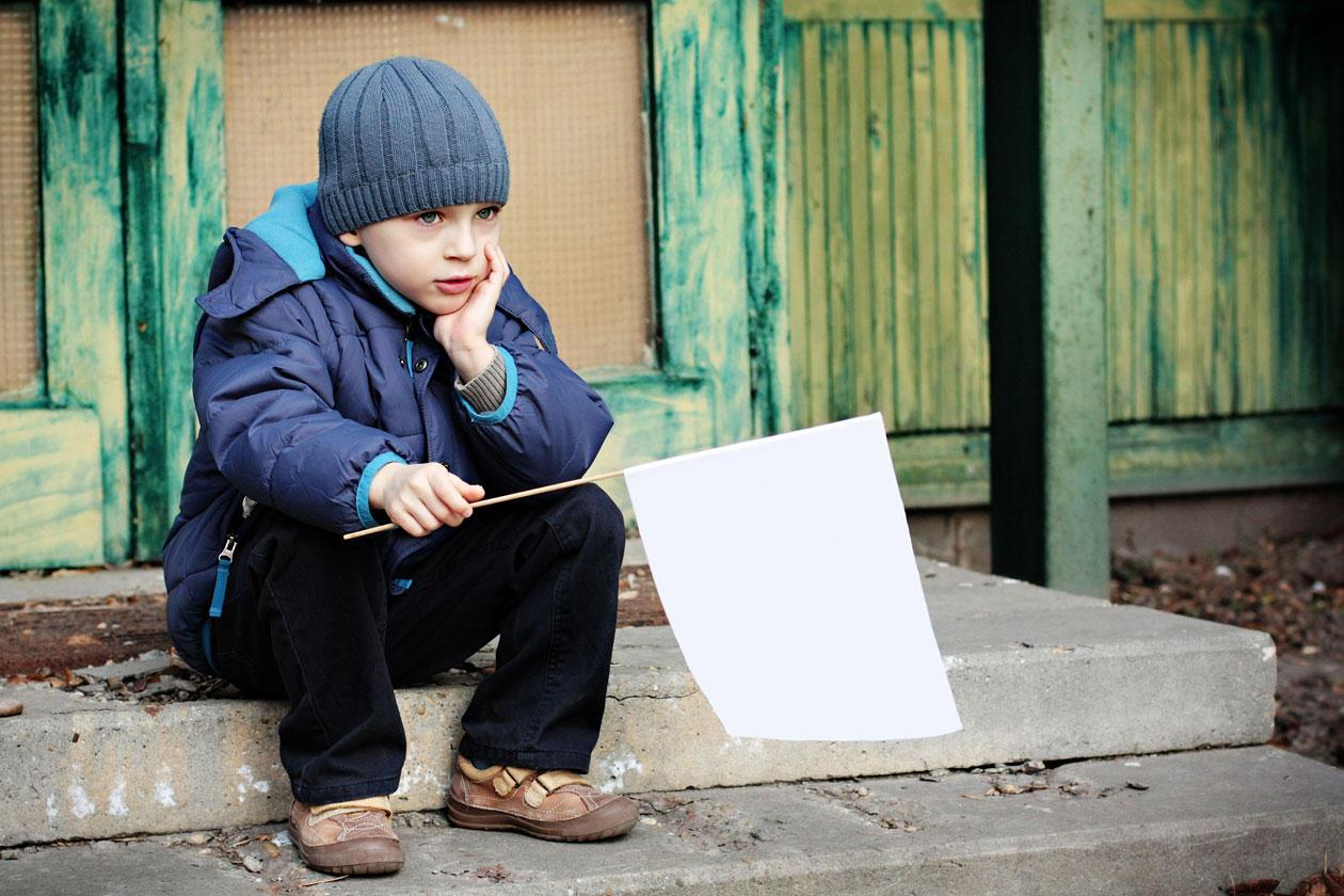 Depressionen bei Kindern: Keine Lust zum Spielen | STERN.de
