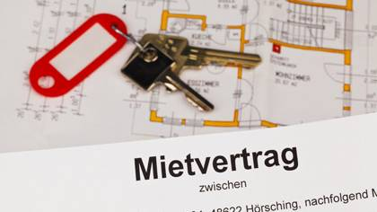 Download Mustermietvertrag Sternde