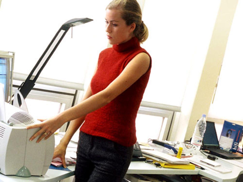 Gefährlicher Arbeitsplatz? Studien sollen die Auswirkungen der Emissionen von Laserdruckern und Kopierern auf die Gesundheit untersuchen