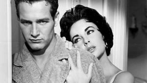 Die Katze auf dem heißen Blechdach, USA 1958     Paul Newman, Elizabeth Taylor
