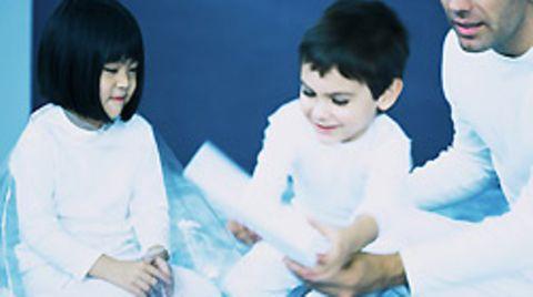 Wenn Kinder mehrsprachig aufwachsen, ist die Sprachentwicklung nicht zwingend verzögert