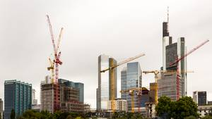 Commerzbank-Tower Frankurt