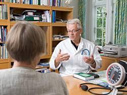 """Ärzte versuchen in einer Art """"Verkaufsgespräch"""" ihren Patienten immer öfter so genannte IGeL, """"Individuelle Gesundheits-Leistungen"""", aufzuschwatzen"""