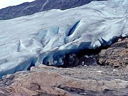 Sinkende Kohlendioxidwerte führten nicht zu den periodisch wiederkehrenden Eiszeiten
