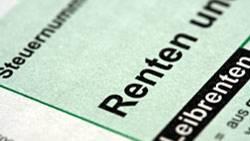 """Der VDMA fordert den """"Rückbau der gesetzlichen Rente zu einer Grundsicherung"""""""