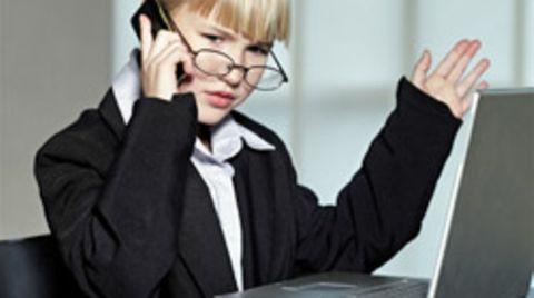 Für Kinder und Jugendliche müssen Netzwerken früh lernen, besagt die Studie