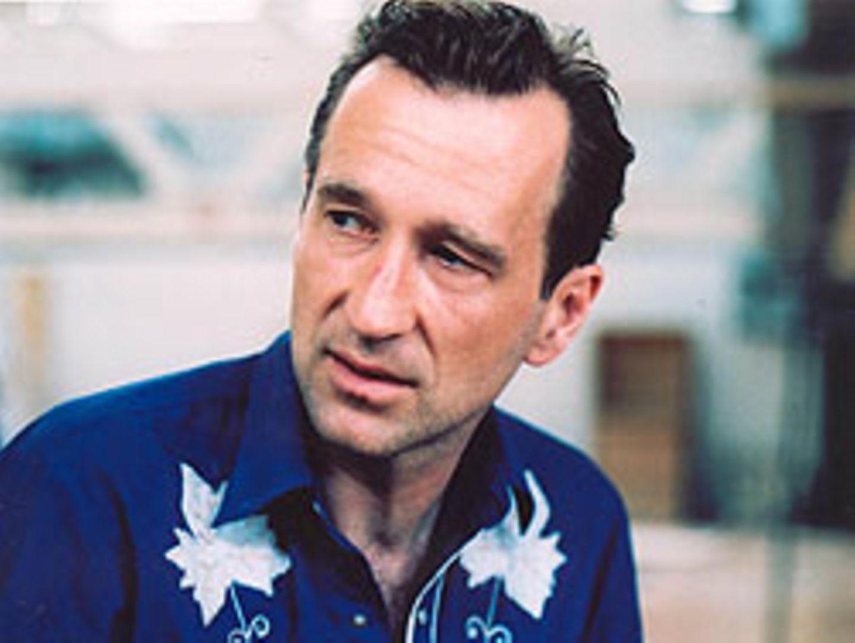 Schauspieler Peter Lohmeyer liest die Hörbuch-Biografie von Johnny Cash