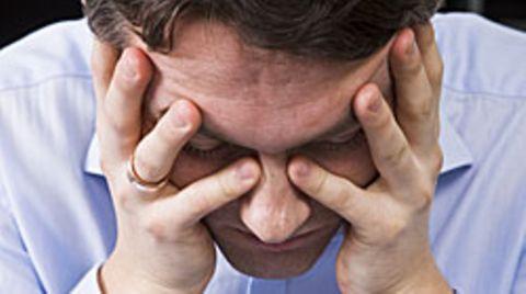 Arbeitnehmer haben laut Techniker Krankenkasse vermehrt mit Depressionen und Burn-Out zu kämpfen