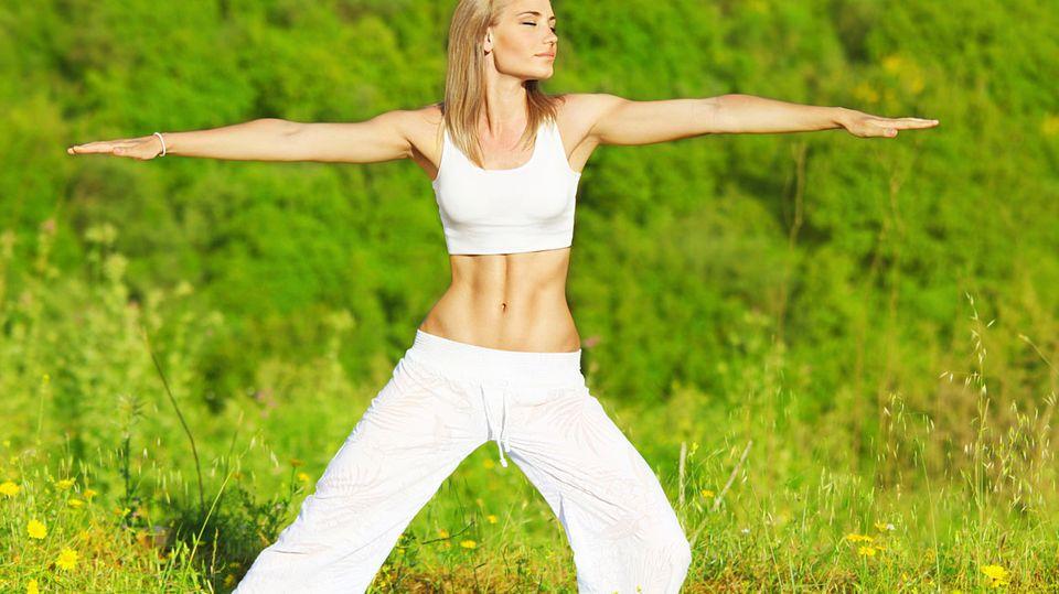 Wie fit sind Sie?
