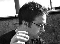 Aktionskünstler Georg Joachim Schmitt