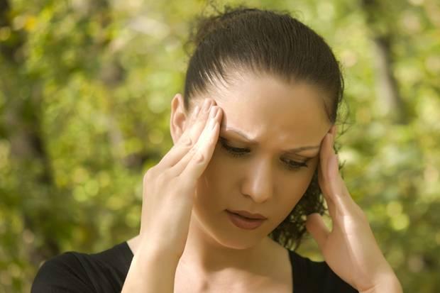 Wenn sich das Oberstübchen wie eingepresst anfühlt, steckt oft Stress dahinter