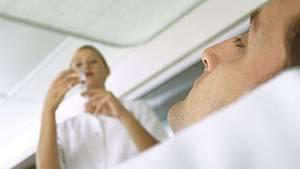 Fünf von 54 Wachkoma-Patienten konnten laut der Studie ihre Hirnaktivität willkürlich verändern