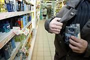Weggesteckt: Langfinger haben in deutschen Geschäften derzeit Hochkonjunktur