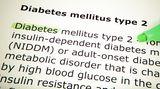 Mythos: Typ-1-Diabetes ist gefährlicher als Typ-2-Diabetes.  Fakt: Beide Erkrankungen können, wenn sie unbehandelt bleiben, zu schweren Komplikationen führen, etwa zu Herz-Kreislauf-Erkrankungen, Schlaganfall, Erblindung, Nierenproblemen, Nervenschäden und Amputation