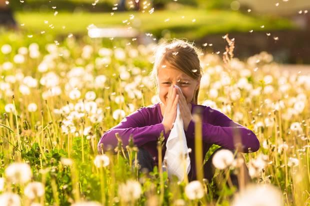Für Heuschnupfen-Geplagte hat das Frühjahr nicht nur schöne Seiten