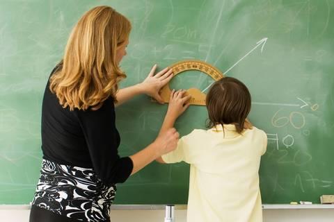 Wenn Nachhilfe nicht ausreicht: Mathe ist ein Arschloch