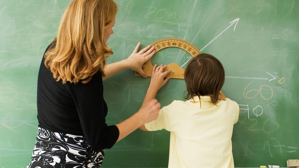 Für viele Menschen ist Mathematik eine große Herausforderung