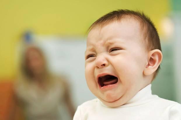 Kleinkinder oder Babys verursachen unweigerlich Lärm