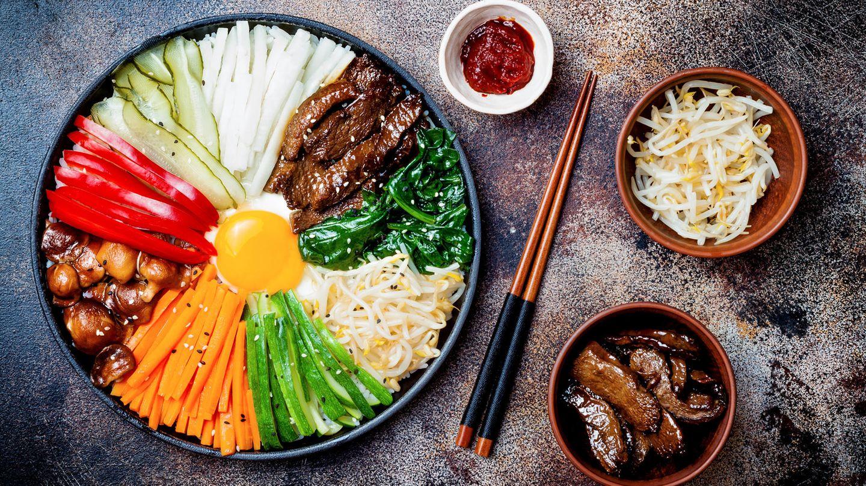 Koreanische Küche: Das sollte man im Restaurant bestellen  STERN.de
