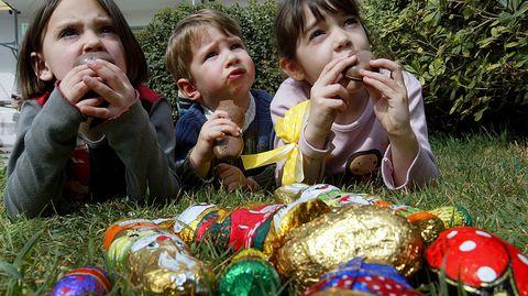 Süßigkeiten müssen sofort gegessen werden - und zwar alle!