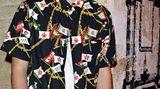 Er ist das älteste von Jude Laws fünf Kindern: Sohn Rafferty stammt aus der sechsjährigen Ehe des Schauspielers mit Sadie Frost. Der 18-Jährige tritt nun zunehmend ins Rampenlicht, als Sänger seiner Band Dirty Harrys und als Model. Im Sommer 2014 lief Rafferty bei der Londoner Modewoche für das Label DKNY.