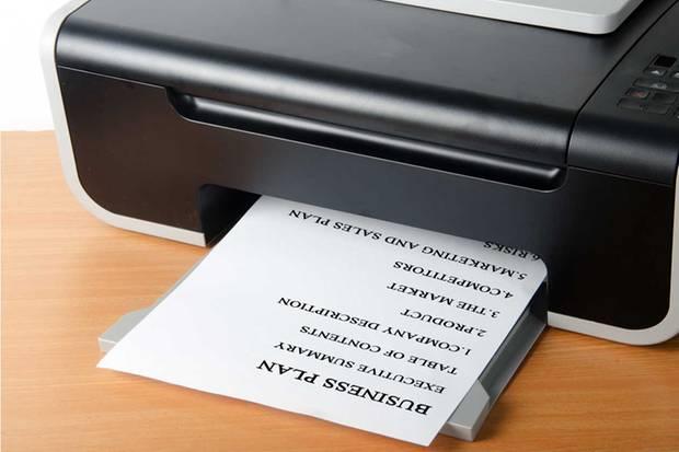 Drucker können ganz schön teuer sein - selbst wenn man nicht einmal druckt.