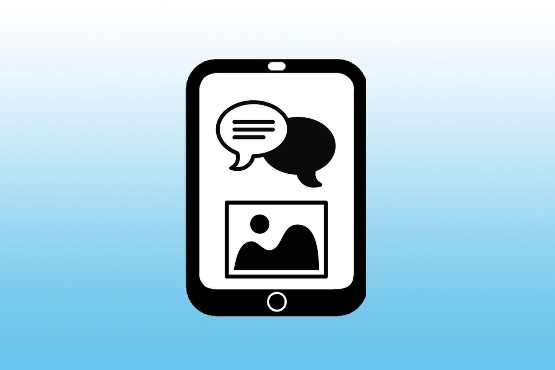"""Chats mit eigenem Hintergrundbild  Wer sich am voreingestellten Hintergrundbild der Chats satt gesehen hat, kann sich mit wenig Aufwand auch ein eigenes einrichten.  Android: Um das Wallpaper zu ändern wählen Sie in einem geöffneten Chat oben rechts das Symbol für die Einstellungen. Tippen Sie dann auf Hintergrund. Um eines der eigenen Fotos zu wählen, tippen Sie auf """"Dokumente"""". Wählen Sie stattdessen """"Whatsapp"""", öffnet sich Google's Play Store und bietet Ihnen an, ein kostenloses Paket mit Hintergründen herunterzuladen.  iPhone: Auf dem iPhone finden sich die Hintergrundbilder in den Einstellungen unter dem Punkt """"Chat-Einstellungen"""". Dort wählen Sie zunächst """"Chat-Hintergrund"""". Um eigene Bilder zu verwenden, tippen Sie dann auf """"Fotos"""". Eine Auswahl an vorinstallierten Bildern finden Sie unter """"Hintergründe""""."""