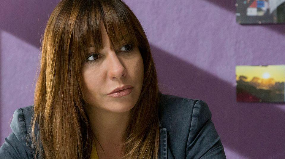 "Simone Thomalla im ""Tatort"": ""Wie Claudia Roth mit Winnetou-Perücke"""