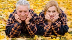 Warum ihre Ehe so großartig ist? Weil beide Karos lieben ...
