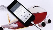 Trick 8: Im Flugmodus laden  Auch das Laden des iPhones geht im Flugmodus einige Minuten schneller, als wenn das iPhone ständig aktiv ist. Wollen Sie das iPhone also möglichst schnell betanken und rechnen nicht mit wichtigen Anrufen oder Nachrichten, schalten Sie ruhig den Flugmodus ein.