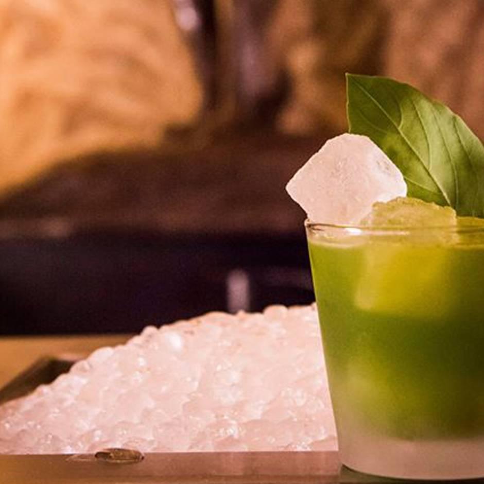 Gin Basil Smash: Das Originalrezept