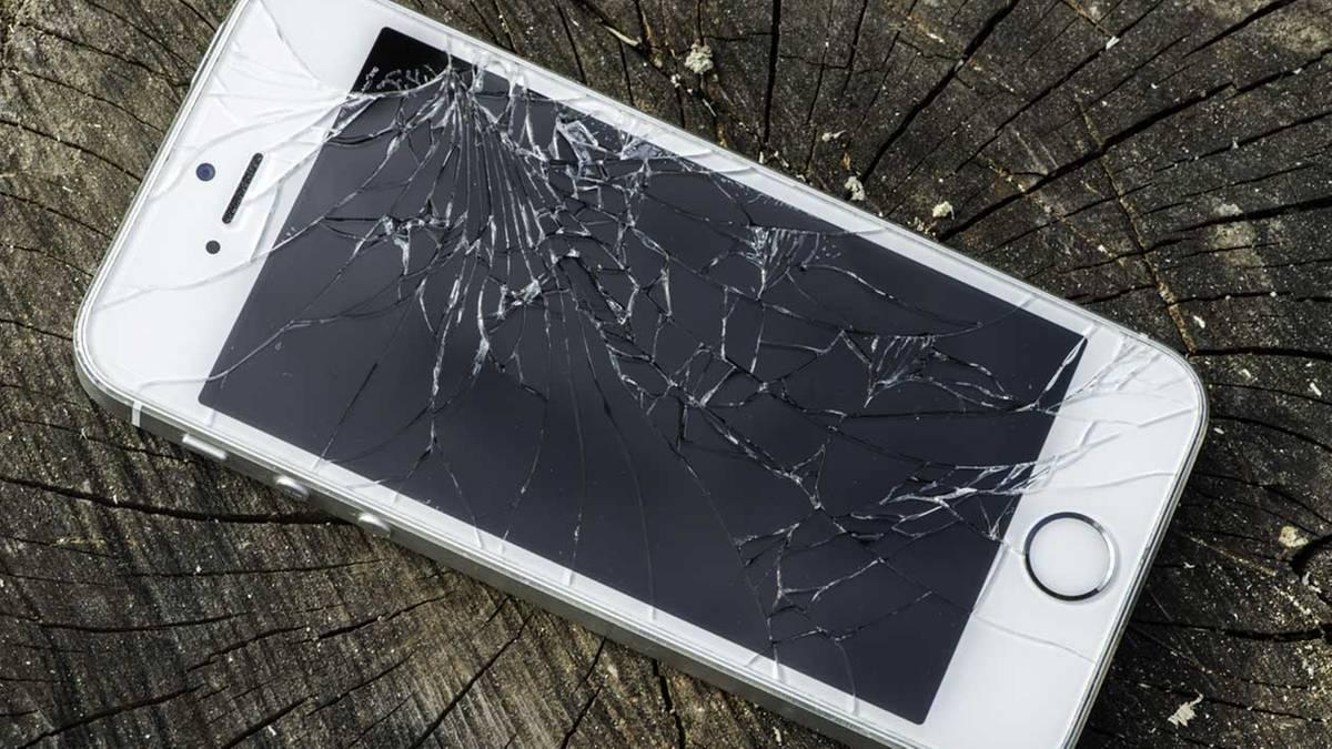 Kaputte Displays: Stiftung Warentest: Das hilft, wenn das Handy zu Bruch geht