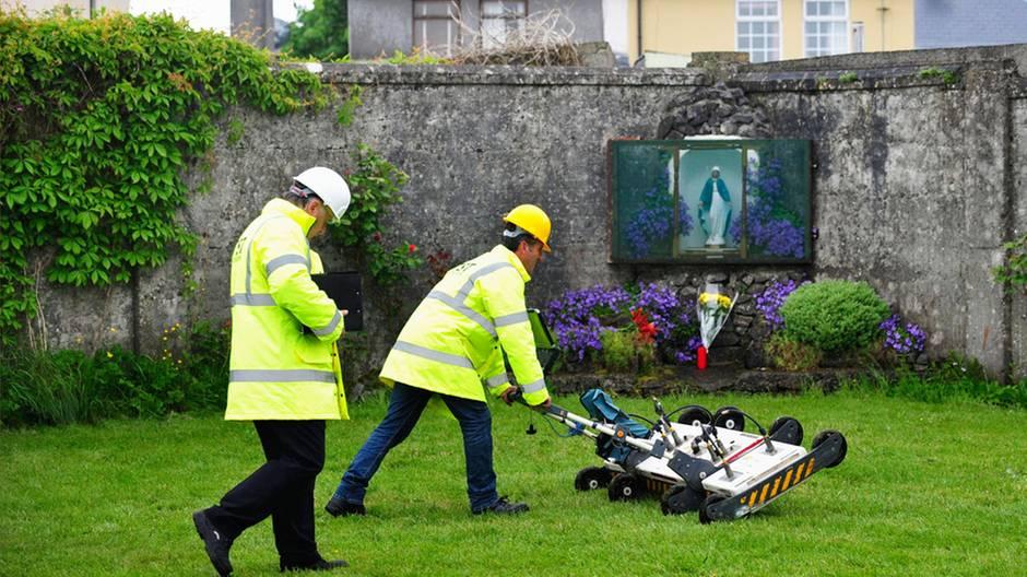 Massengrab mit 800 Kinderskeletten: Dunkle Vergangenheit holt Irland ein
