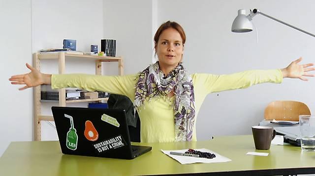 Die kleine Yogapause: Wellness für Schreibtischhocker