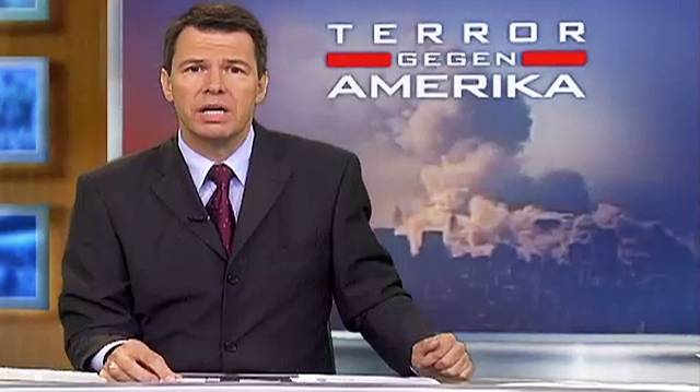 Vor 13 Jahren im TV: Die bewegende 09/11-Moderation von Peter Kloeppel