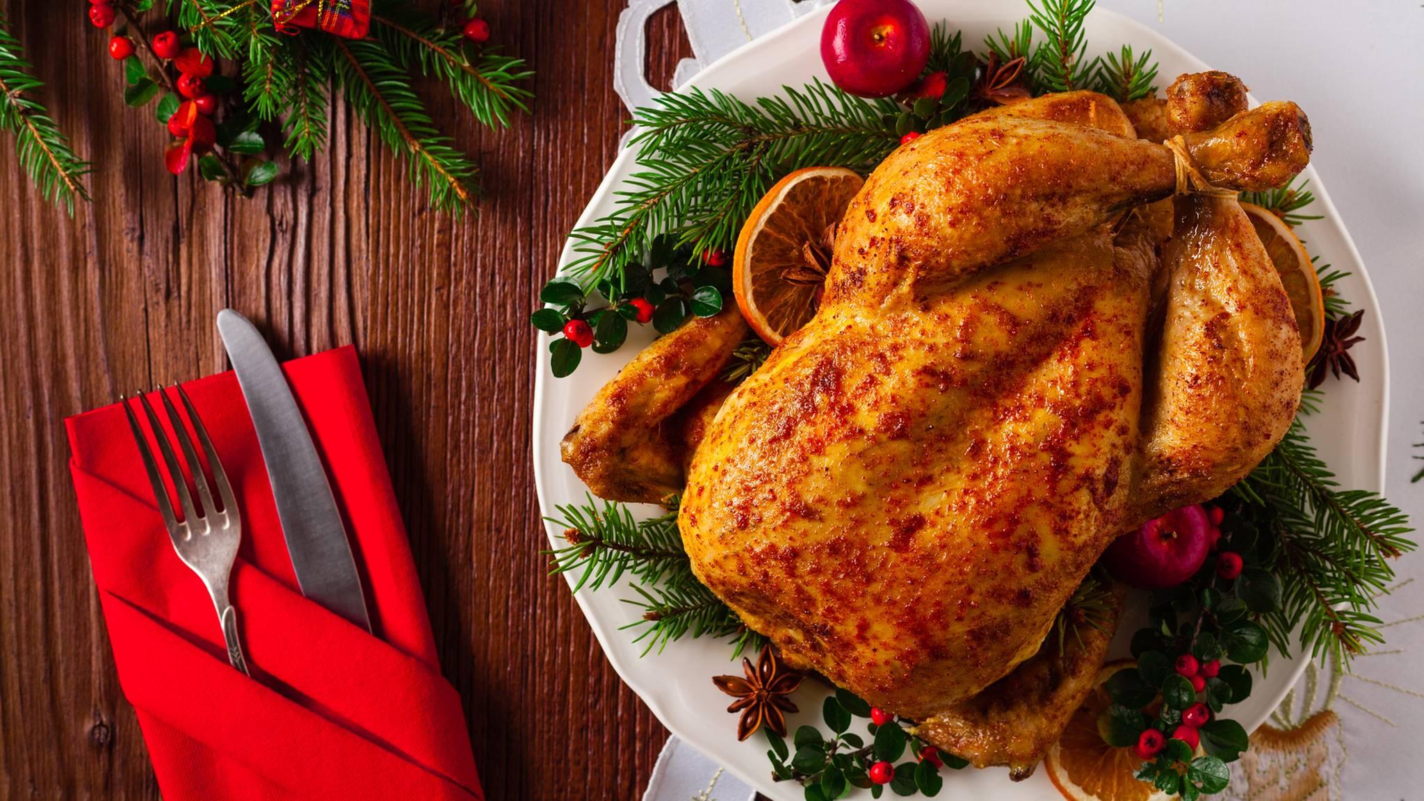 Amerikanisches Weihnachtsessen.Weihnachtskuche Das Ultimative Rezept Fur Ihre Festtagspute