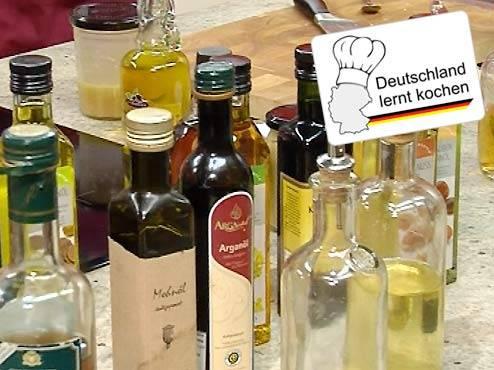 Deutschland lernt kochen: Darauf sollten Sie beim Öl-Kauf achten