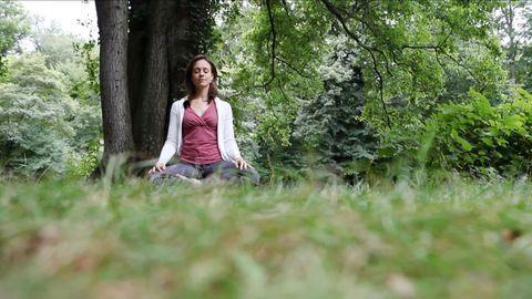 Forschung in der Röhre: Der Wirkung von Meditation auf der Spur
