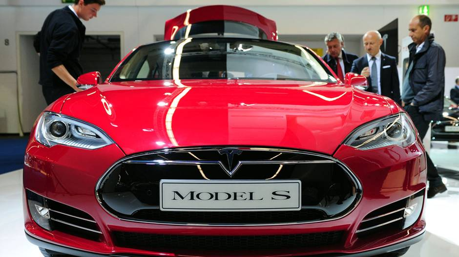 Tesla S im Test: Der große Stille
