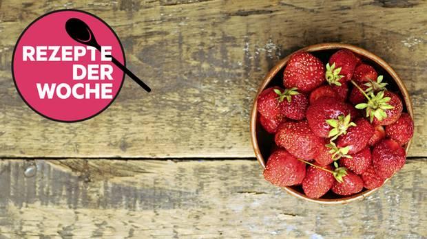 Erdbeeren - die Königin der Beeren