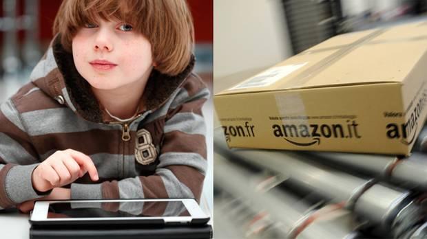 Amazon bindet neue Kunden: Durch das Taschengeld-Modell können Jugendliche mit dem Geld der Eltern bei dem Online-Händler shoppen.