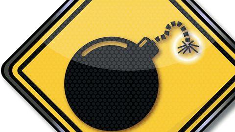 Achtung, Explosion: Was tun, wenn eine Bombendrohung kommt?