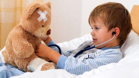 Ist der erste krank, ist es beim Rest der Familie meist nur noch eine Frage der Zeit ...