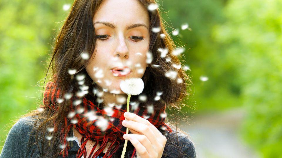 Es blüht und grünt: Das Erwachen der Natur ist für die meisten Menschen eine große Freude, für Allergiker ist sie getrübt.