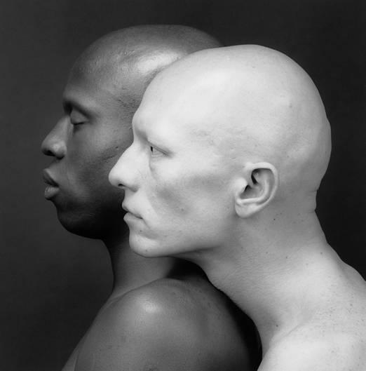 Schwarze Aktbilder