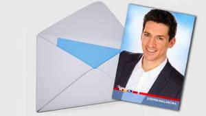 Autogrammkarte Steffen Hallaschka
