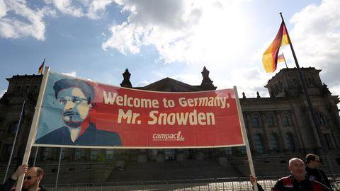 Gutachten zur Befragung von Snowden illegal?