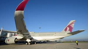 Qatar Airways fliegt ab sofort den Traumjet